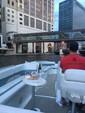 24 ft. Starcraft Marine Aurora 2415 Deck Boat Boat Rental Chicago Image 1