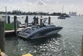 24 ft. Yamaha AR240 High Output  Bow Rider Boat Rental Miami Image 1