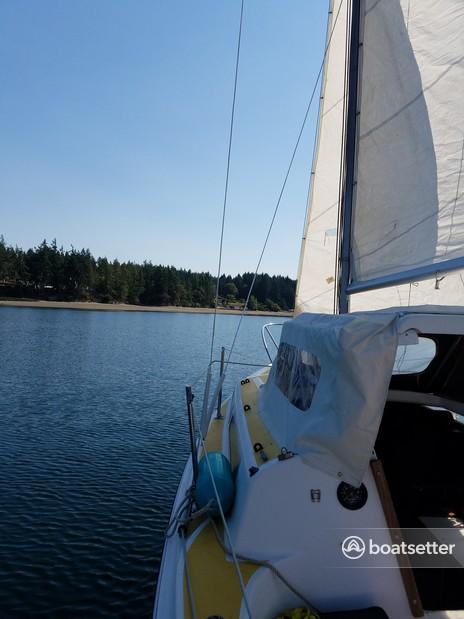 Rent a MacGregor Yachts motorsailer in Olympia, WA near me