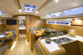 42 ft. Jeanneau Sailboats Sun Odyssey 42i Daysailer & Weekender Boat Rental Chicago Image 3