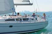 39 ft. Jeanneau Sailboats Sun Odyssey 39i Daysailer & Weekender Boat Rental Chicago Image 4