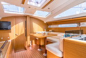 45 ft. Jeanneau Sailboats Sun Odyssey 45DS Daysailer & Weekender Boat Rental Chicago Image 3