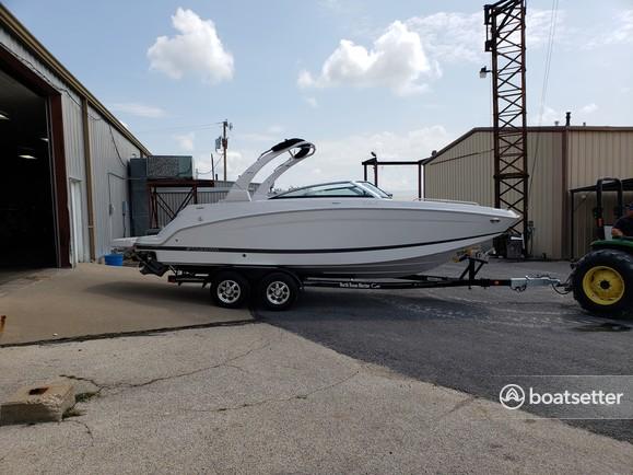 Rent a Four Winns Boats bow rider in Bethel, NE near me