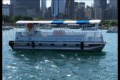 30 ft. Other pontoon Pontoon Boat Rental Chicago Image 19