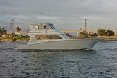 60 ft. Viking Yacht 60 Sport Cruiser Flybridge Cruiser Boat Rental N Texas Gulf Coast Image 3