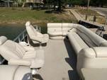 26 ft. Bennington Marine 2574GLi Pontoon Boat Rental Austin Image 2