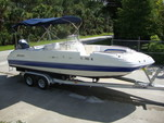 23 ft. Hurricane Boats FD 231 Center Console Boat Rental Tampa Image 7