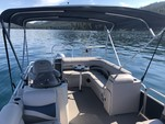 22 ft. Qwest Pontoons 820 Cruise Deluxe Pontoon Boat Rental Rest of Southwest Image 1