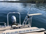 22 ft. Qwest Pontoons 820 Cruise Deluxe Pontoon Boat Rental Rest of Southwest Image 2