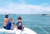 36 ft. Sea Ray Boats 330 Sundancer Cuddy Cabin Boat Rental Daytona Beach  Image 3