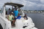 36 ft. Sea Ray Boats 330 Sundancer Cuddy Cabin Boat Rental Daytona Beach  Image 34