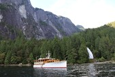78 ft. New York Launch cruiser Cruiser Boat Rental Seattle-Puget Sound Image 16