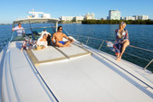 54 ft. Sea Ray Boats 510 Sundancer Cruiser Boat Rental Miami Image 2