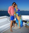 54 ft. Sea Ray Boats 510 Sundancer Cruiser Boat Rental Miami Image 3
