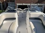 21 ft. Yamaha SX210  Jet Boat Boat Rental Atlanta Image 4