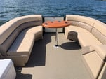 24 ft. Lexington 523 Pontoon Boat Rental Miami Image 8