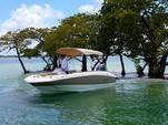 19 ft. NauticStar Boats 1900XS w/F115XA Bow Rider Boat Rental Miami Image 9