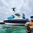 45 ft. Regal Boats Commodore 4460 IPS Drive Cruiser Boat Rental Miami Image 37