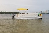 24 ft. Other 2486 Pontoon Boat Pontoon Boat Rental Miami Image 17