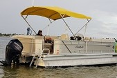 24 ft. Other 2486 Pontoon Boat Pontoon Boat Rental Miami Image 18