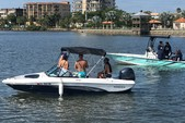 19 ft. Rinker Boats QX18 OB Bow Rider Boat Rental Miami Image 14