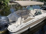 22 ft. Hurricane Boats SD 2200 Bow Rider Boat Rental Fort Myers Image 1