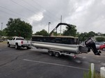 22 ft. Veranda V22PF w/Triple Toon Perf. Pkg. Pontoon Boat Rental Alabama GC Image 1