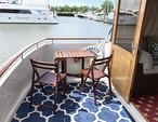 80 ft. Chris Craft Roamer Motor Yacht Boat Rental New York Image 11
