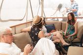 80 ft. Chris Craft Roamer Motor Yacht Boat Rental New York Image 18