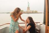 80 ft. Chris Craft Roamer Motor Yacht Boat Rental New York Image 9