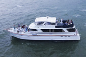 80 ft. Chris Craft Roamer Motor Yacht Boat Rental New York Image 17