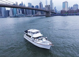 80 ft. Chris Craft Roamer Motor Yacht Boat Rental New York Image 15