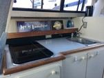 28 ft. Bayliner 2858 Classic Command Bridge Flybridge Boat Rental Seattle-Puget Sound Image 3