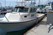 28 ft. Parker Marine 2820 XL SC W/2-250HP 4-Stroke Fish And Ski Boat Rental San Diego Image 3