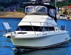 28 ft. Skipjack Boats 28 Flybridge Fish And Ski Boat Rental San Diego Image 1