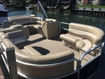 20 ft. Misty Harbor 225CR Adventure Pontoon Boat Rental Miami Image 6