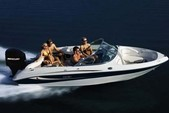 18 ft. Sylvan Marine 1800 Expedition Sport Bow Rider Boat Rental San Diego Image 1