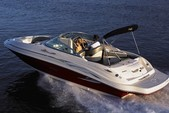 22 ft. Sea Ray Boats 220 Sundeck  Bow Rider Boat Rental San Diego Image 1