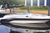26 ft. Sea Ray Boats 240 Sundeck Bow Rider Boat Rental Miami Image 2