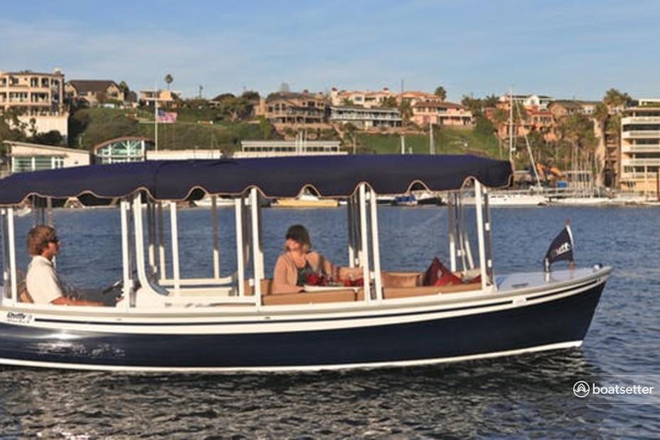 Rent a Duffy Electric Boats electric in Coronado, CA near me