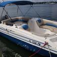 19 ft. Hurricane Boats SunDeck 188 Deck Boat Boat Rental Miami Image 1