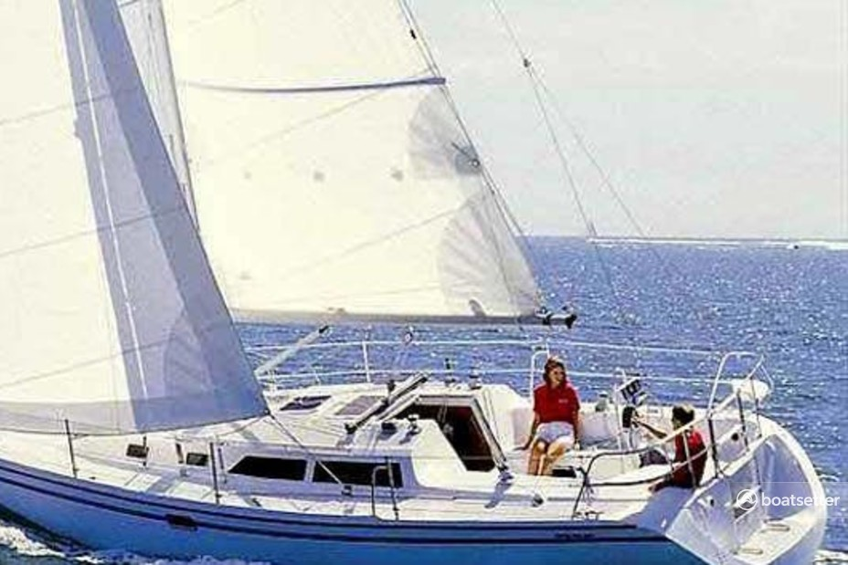 Rent a Catalina sloop in San Diego, CA near me