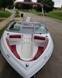 17 ft. Four Winns Boats 170 Horizon Bow Rider Boat Rental Dallas-Fort Worth Image 3