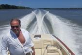 22 ft. Chris Craft 22 Launch Luxury Trim Cruiser Boat Rental Charleston Image 3