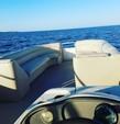 25 ft. Harris FloteBote 240 Sunliner 4-S Pontoon Boat Rental West FL Panhandle Image 4