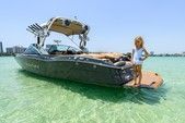 26 ft. MasterCraft Boats X26 Bow Rider Boat Rental Miami Image 1