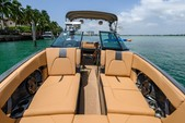 26 ft. MasterCraft Boats X26 Bow Rider Boat Rental Miami Image 10