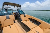26 ft. MasterCraft Boats X26 Bow Rider Boat Rental Miami Image 9