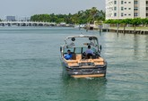 26 ft. MasterCraft Boats X26 Bow Rider Boat Rental Miami Image 7