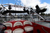 17 ft. Sugar Sand Tango Xtreme GT Jet Boat Boat Rental Portland Image 15